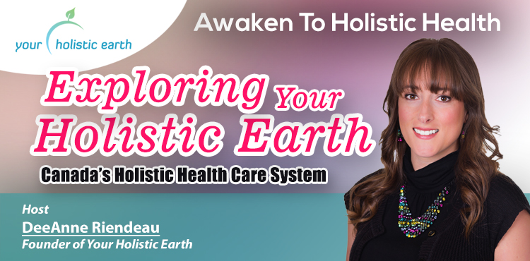 Exploring Your Holistic Earth -Awaken To Holistic Health Ep 3 Cover