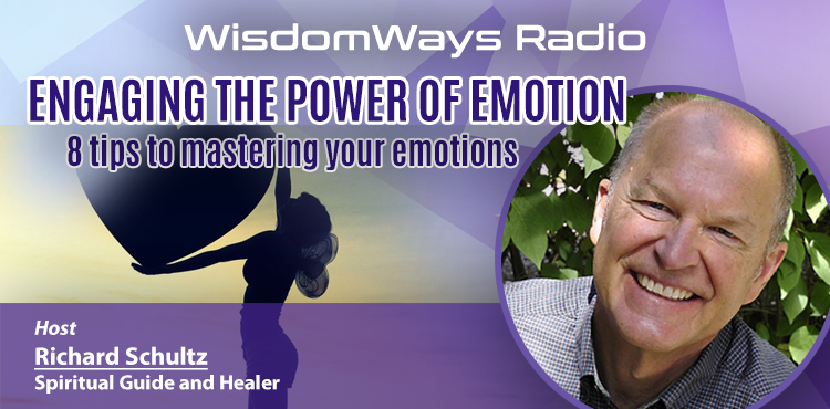 Engage The Power Of Emotion - WisdomWays Radio Ep 4 Cover- TLR Station