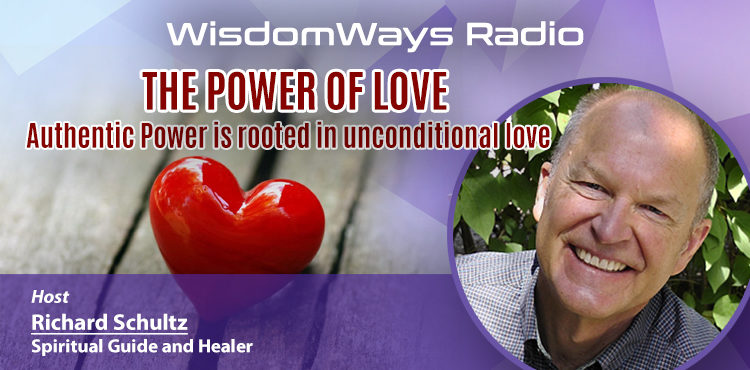The Power Of Love - WisdomWays Radio Ep 6 Cover - TLR Station