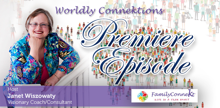 Premiere Episode of Worldly Connektions Episode 2 Cover