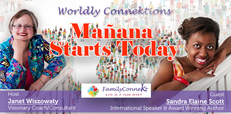Mañana Starts Today - Worldly Connektions Ep 3 Cover