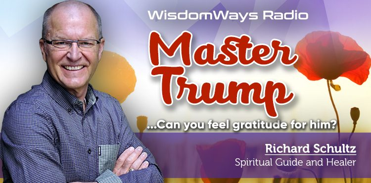 Master Trump - WisdomWays Radio Ep 19 - TLR Station Cover