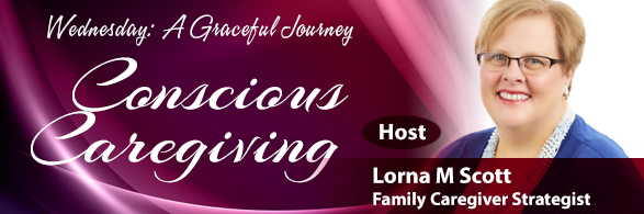 Conscious Caregiver - A Graceful Journey Ep 39 Cover