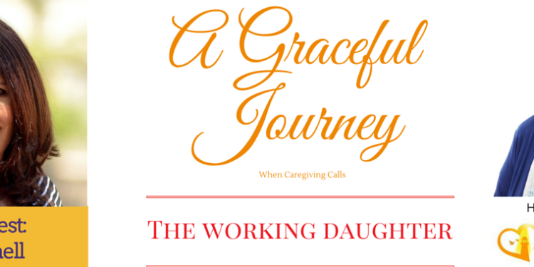 The Working Daughter - A Graceful Journey Ep 43 Cover