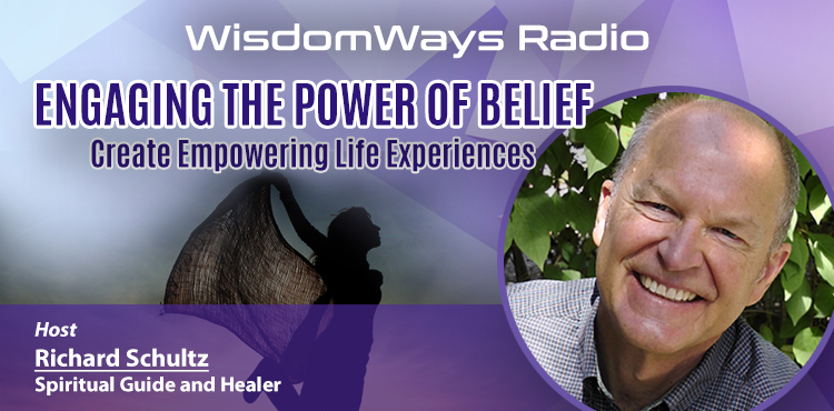 Engaging The Power Of Belief - WisdonWays Radio Ep 03 - TLR Station Cover