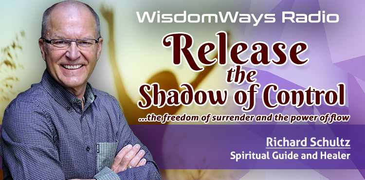 Release The Shadow Of Control - WisdomWays Radio Ep 10 Cover
