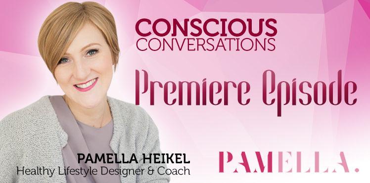 Premiere Episode Of Conscious Conversations Ep 1 Cover