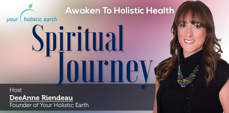 Spiritual Journey - Awaken to Holistic Health Ep 02 - TLR Station Cover