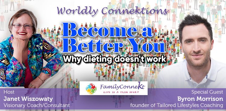 Become A Better You - Worldly Connektions Ep 46 - TLR Station Cover