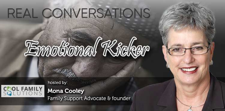 Emotional Kicker - Real Conversations with Mona Cooley Ep 02 - TLN