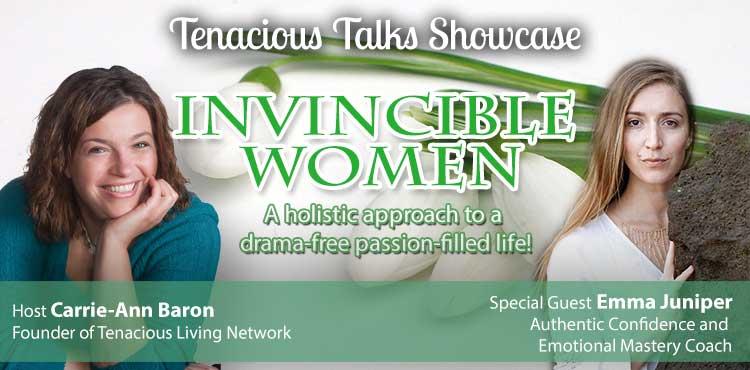 Invincible Women - Tenacious Talks Showcase Ep 44 - TLR Station