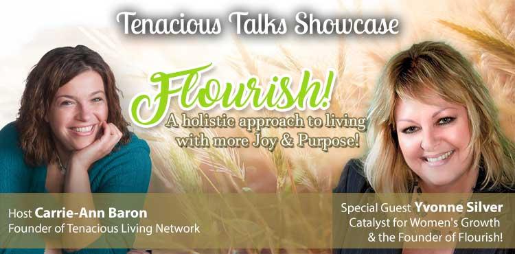 Flourish - Tenacious Talks Showcase Ep 46 - TLR Station