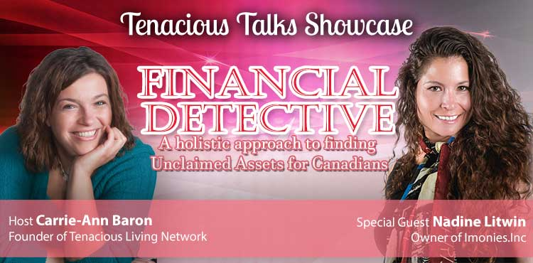 Financial Detectives - Tenacious Talks Ep 47 - TLR Station