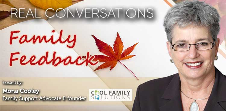 Family Feedbacks - Real Conversations with Mona Cooley Ep 07 - TLN
