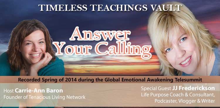 Answer Your Calling - Timeless Teachings Vault Episode 09 - TLN