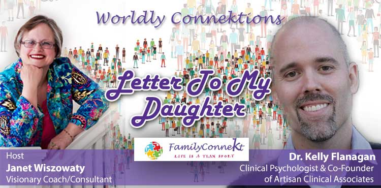 A Letter To My Daughter -Worldly Connektions Episode 14- TLR Station