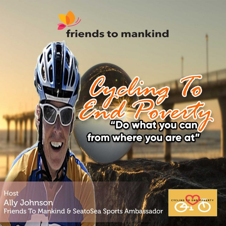 Friends To Mankind - SeatoSea With Ally - Tenacious Living Network Discography page cover